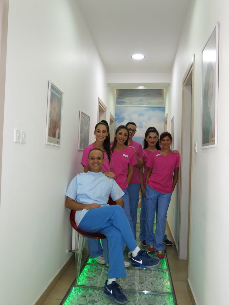 Kyriakos Ioannou and His Team at Cyprus Orthodontics Clinic